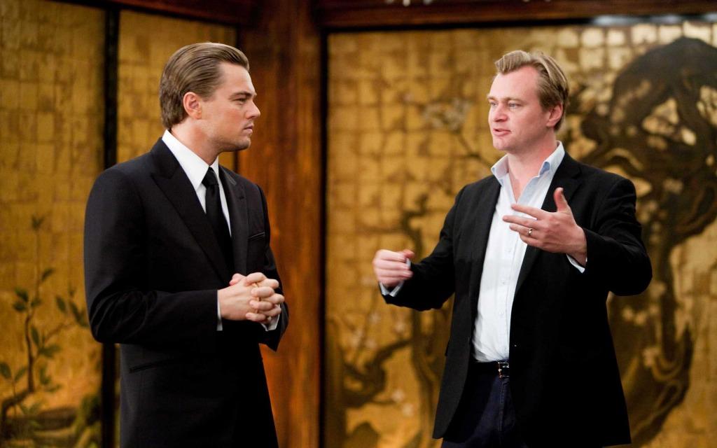 Леонардо ДиКаприо, Leonardo DiCaprio, Кристофер Нолан, Christopher Nolan