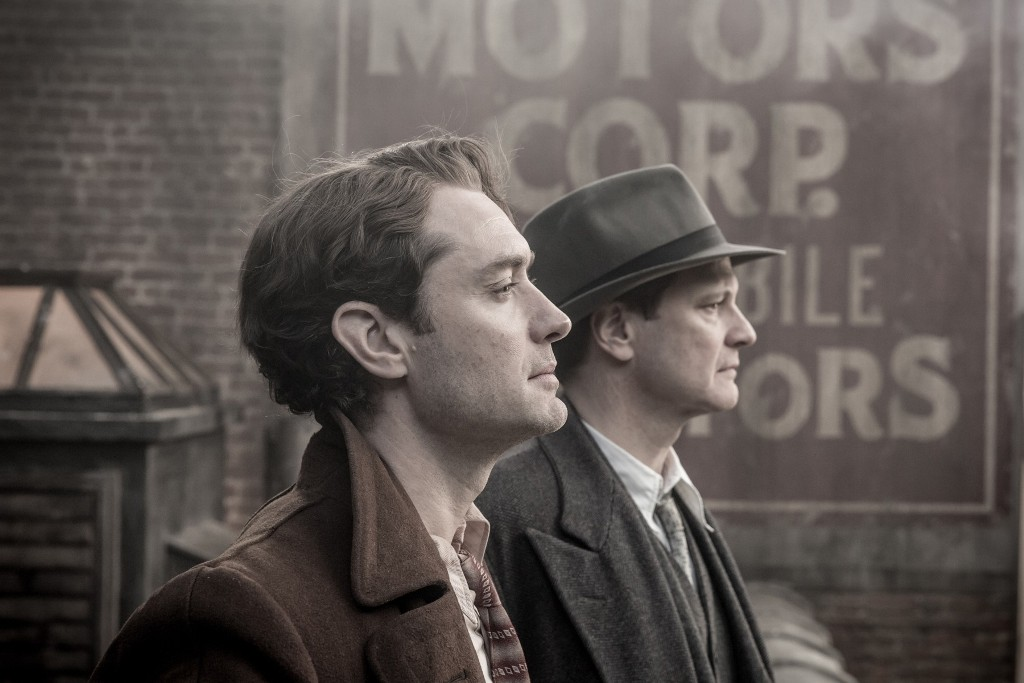 Колин Фёрт, Colin Firth, Джуд Лоу, Jude Law