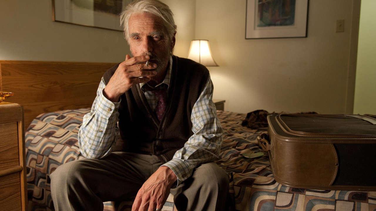The Old Man, пожилой мужчина, Джереми Айронс, Jeremy Irons