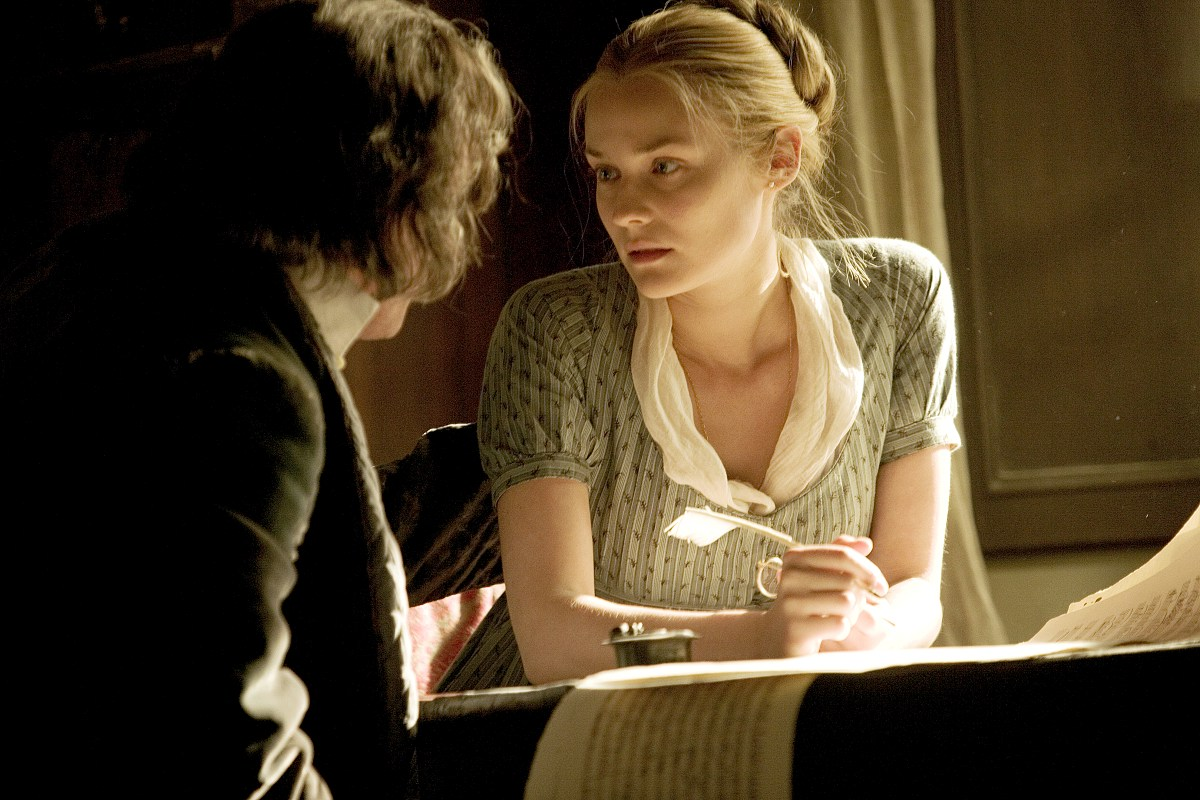 Ludwig van Beethoven, музыкант, Anna Holtz