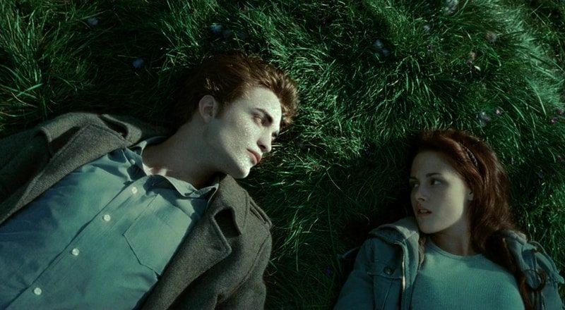 Edward Cullen, Bella Swan, парень и девушка