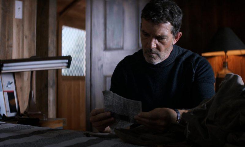Антонио Бандерас, писатель