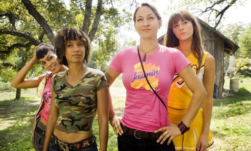 Zoë Bell, Kim, Abernathy, Lee
