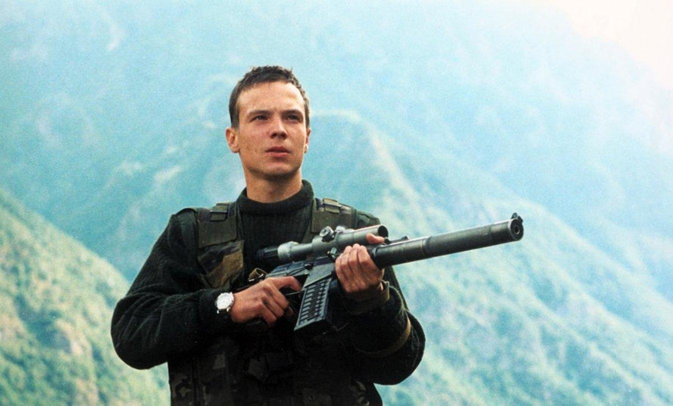 Иван, солдат